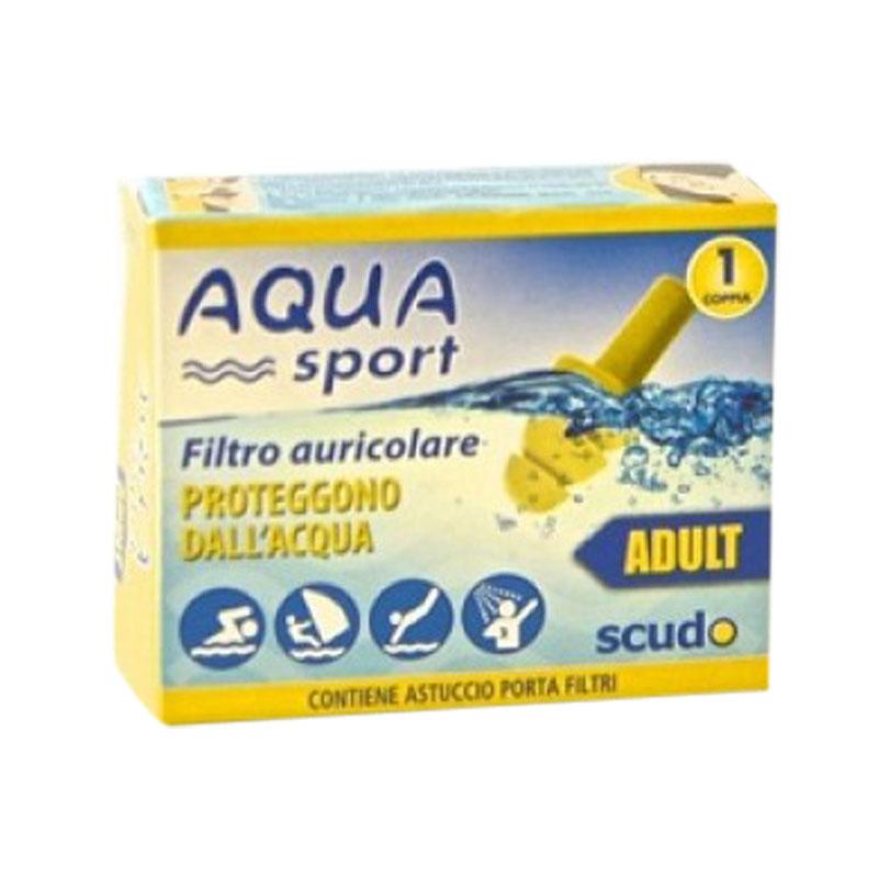 AQUA sport- filtro auricolare ADULTO