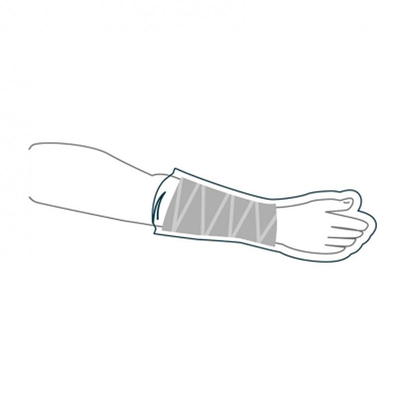 AquaProtect metà braccio Small