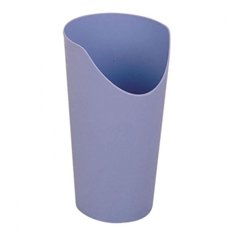 Bicchiere per pazienti con difficoltà