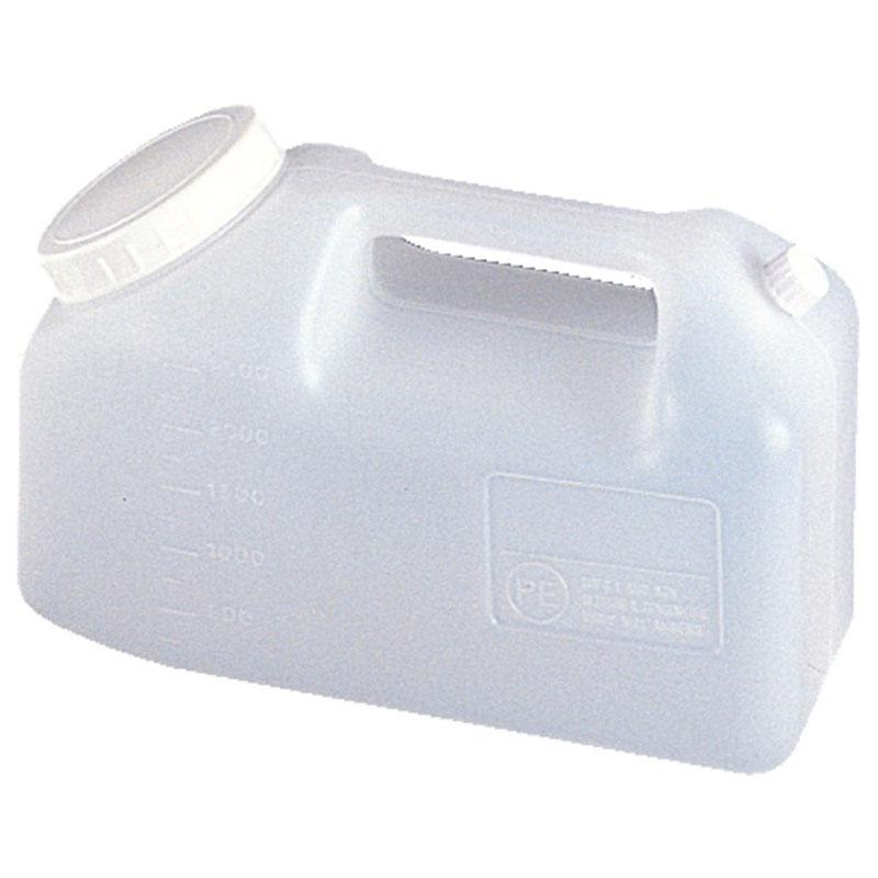 Contenitore a Tanica per Raccolta Urine 24 Ore in Polietilene