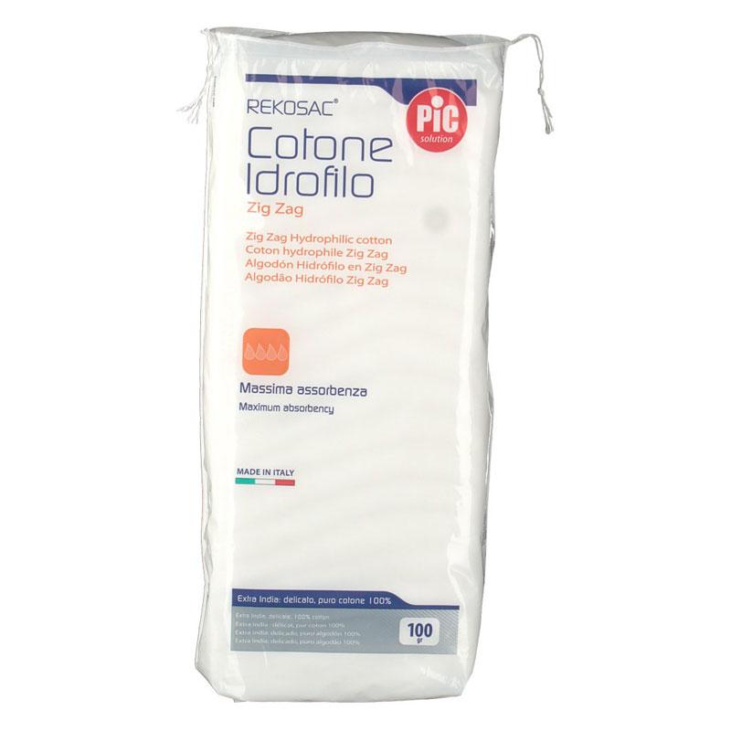 Cotone idrofilo -  zig zag 100 gr