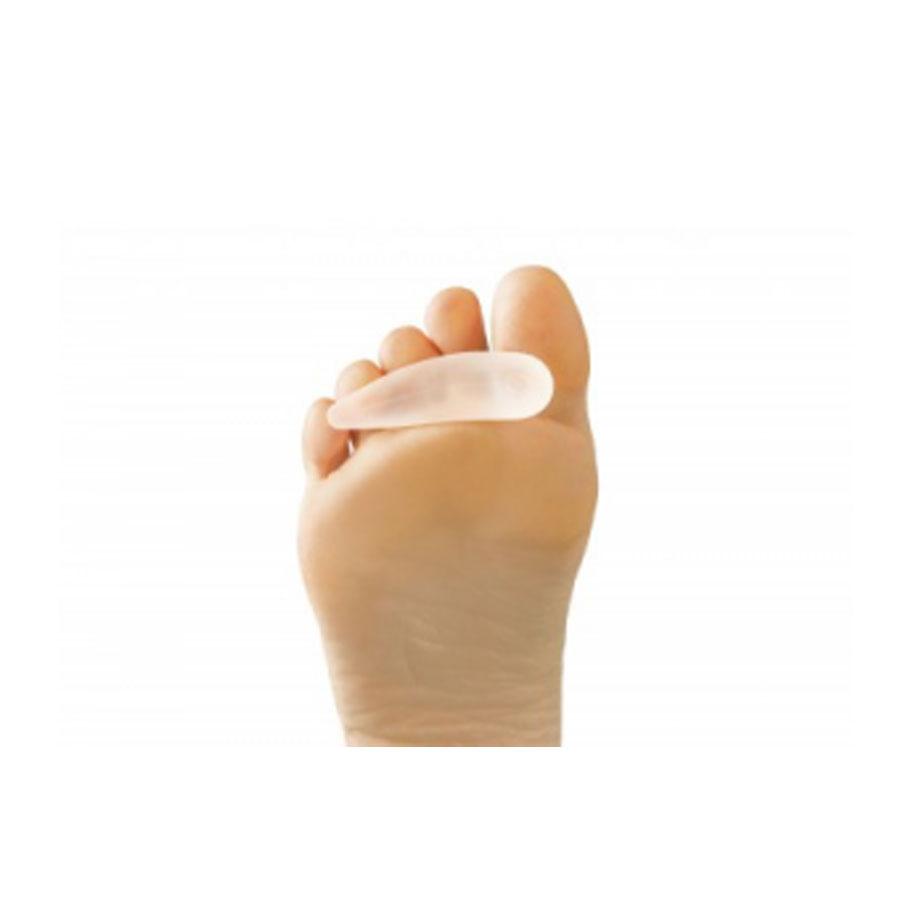 Cresta di oleo-gel universale per le dita del piede Taglia Unica/ ambidestra