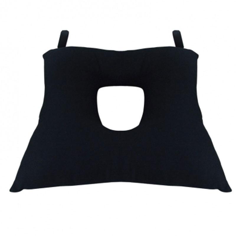 Cuscino con foro centrale in fibra cava - Easy