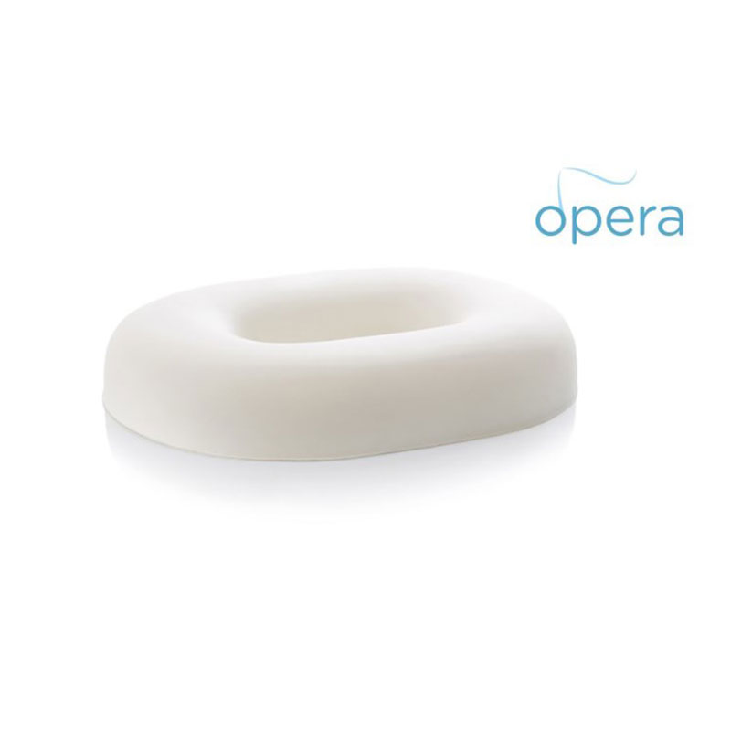 Cuscino ovale in Memory Foam