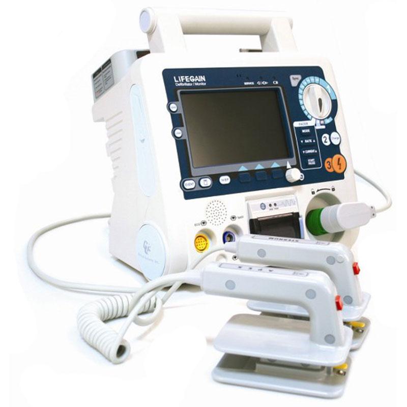 Defibrillatore AED CU-HD1 - ECG 3 LEAD + SPO2 + PACER ECG12 LEAD