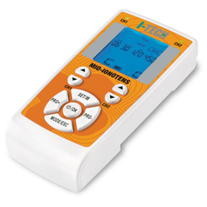 Electrotherapy mio-ionotens