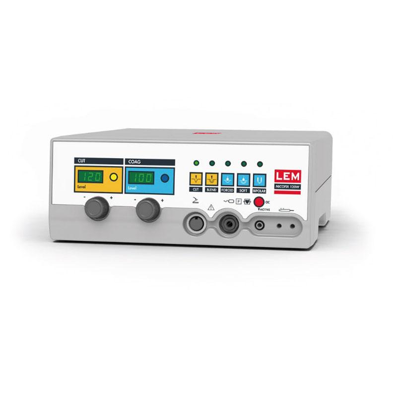 Elettrobisturi per Chirurgia Monopolare e Bipolare MICOFIX120W - MICOFIX160W