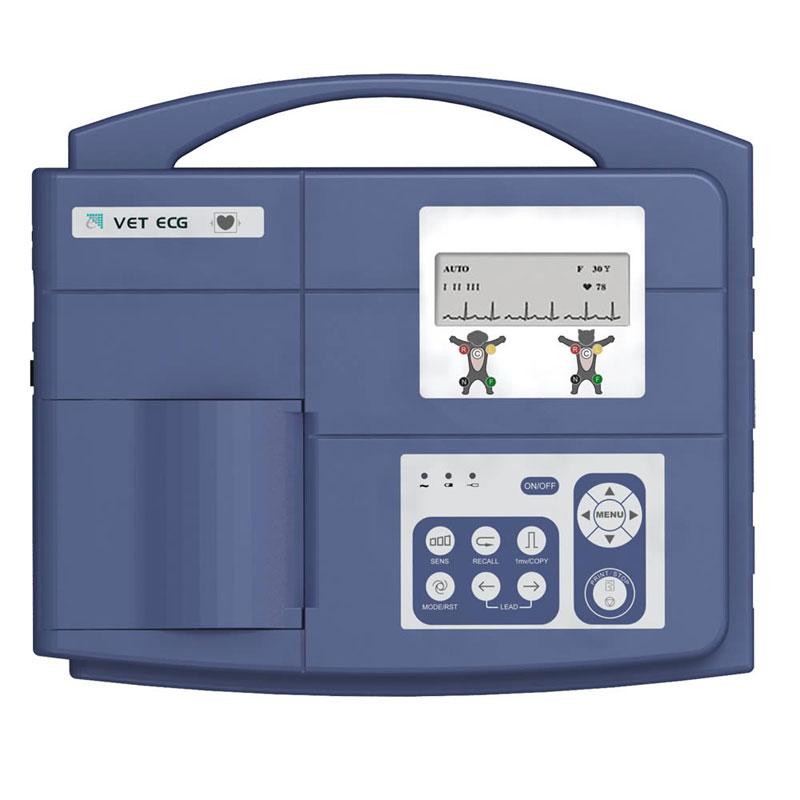 Elettrocardiografo - 3 Canali Veterinaria