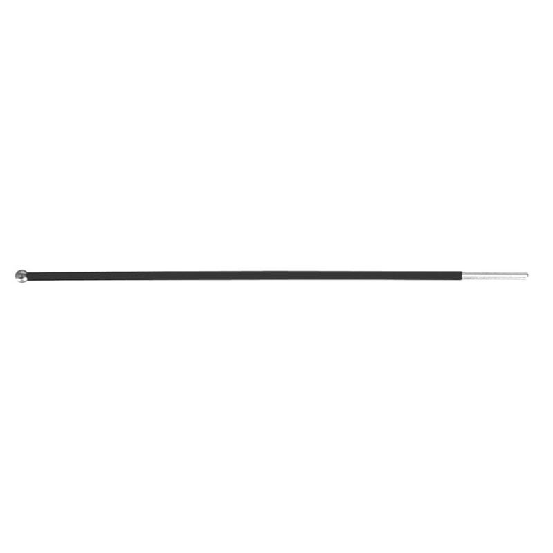 Elettrodo a Sfera - L:156 mm - Attacco Ø 2,38 mm