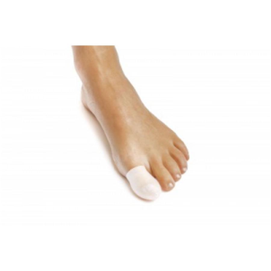 EUMEDICA EUCAP cappuccio di oleo-gel per le dita del piede o della mano Taglia Unica