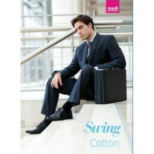 Gambaletto Uomo Medi Swing Cotton mm18 hg