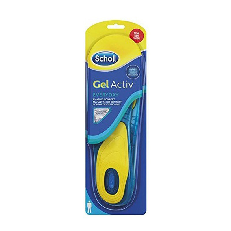 Gel Activ Everyday Uomo solette per uso quotidiano uomo taglia 42-48