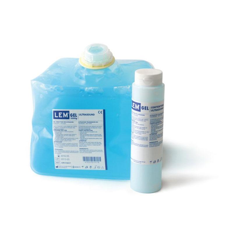 Gel per Ultrasuoni - Confezione da 5 Kg con Dispenser da 260 g