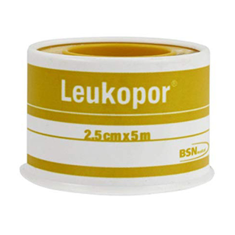 Leukopor Cerotto in viscosa 2,5 cm x 5 mt