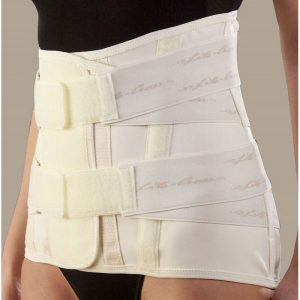 Litecross91 corsetto alto in tessuto Sensitive
