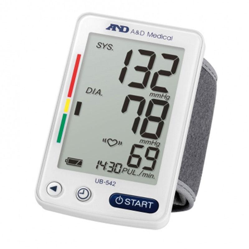 Misuratore elettronico della pressione arteriosa da polso ADVANCED
