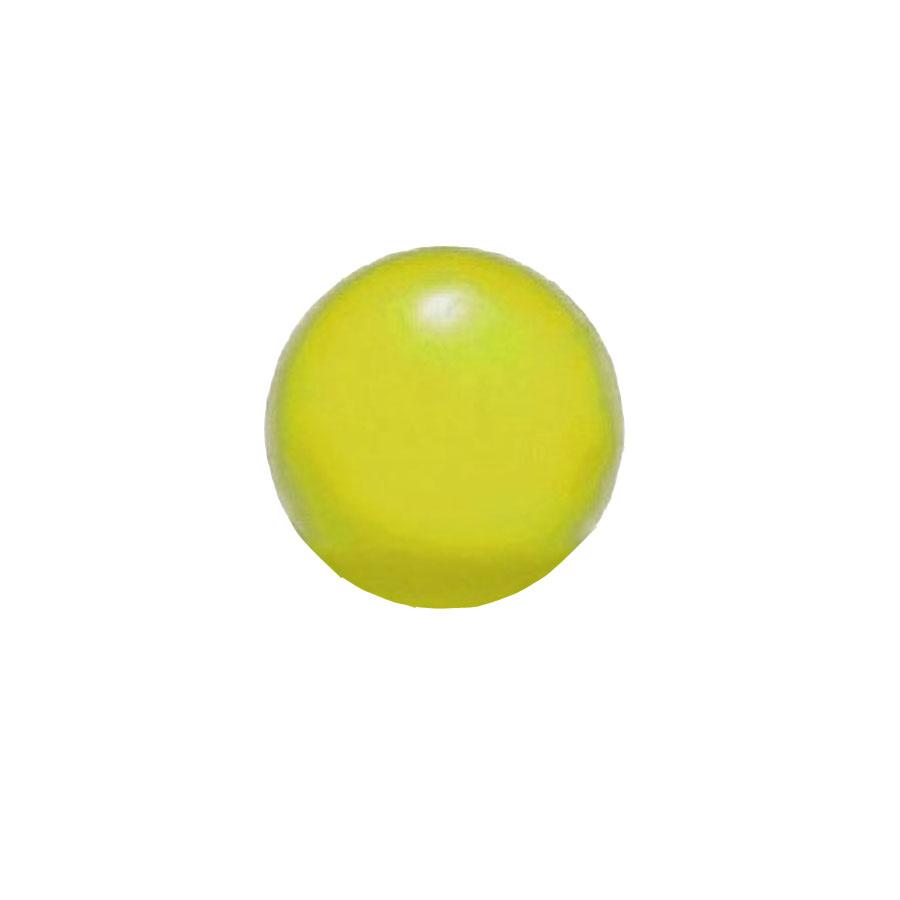 Pallina riabilitativa morbida gialla