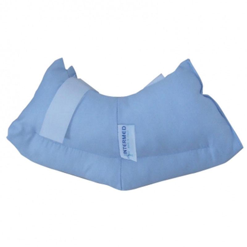 Protezione per il tallone e caviglia in fibra cava siliconata - Easy
