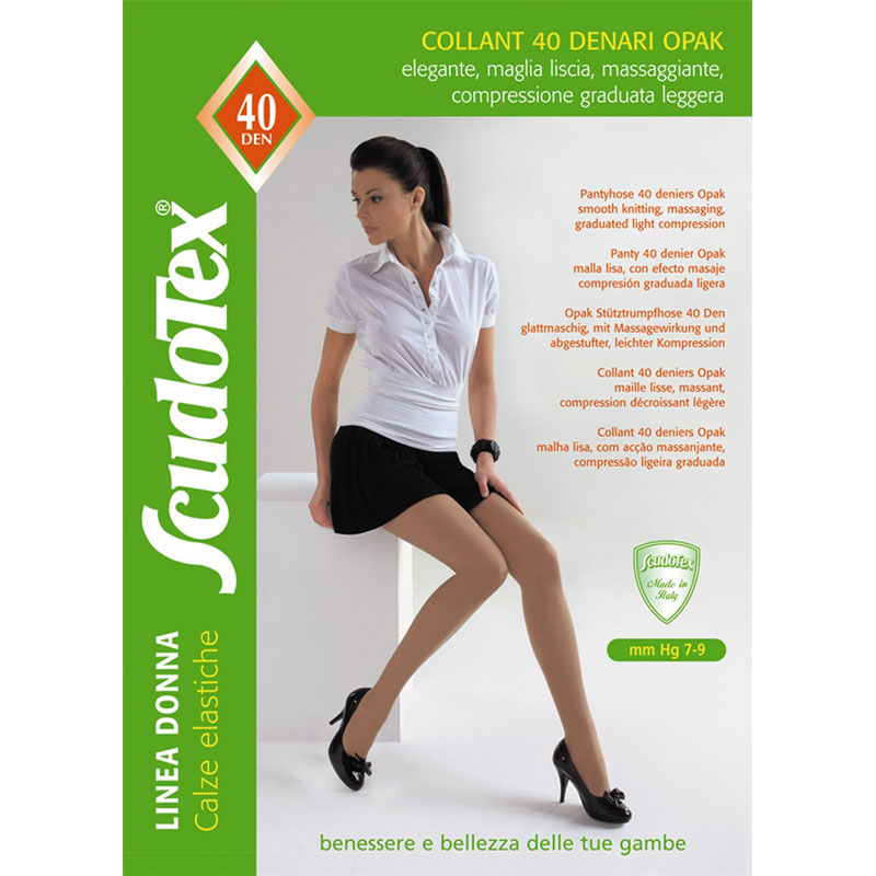 SCUDOTEX COLLANT 40 DENARI