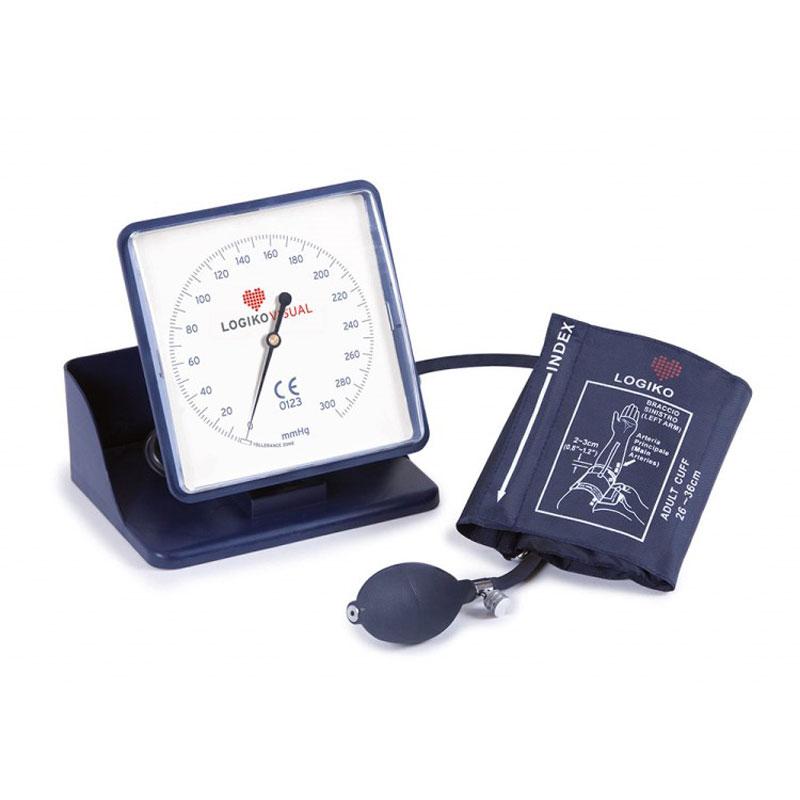 Sfigmomanometro ad aneroide da tavolo - parete