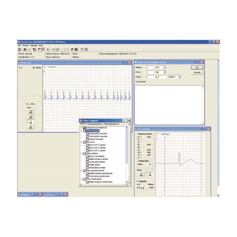 SOFTWARE PC per LTD405S/W - LTD455S/W