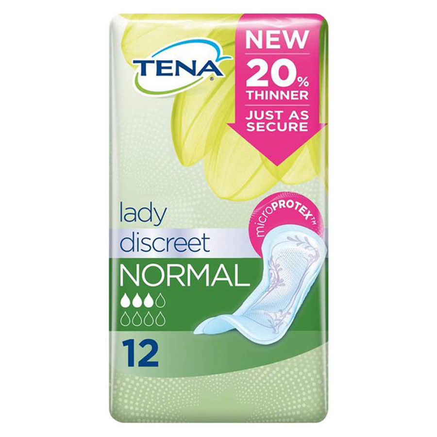 TENA Lady Discreet Normal (12 pz)