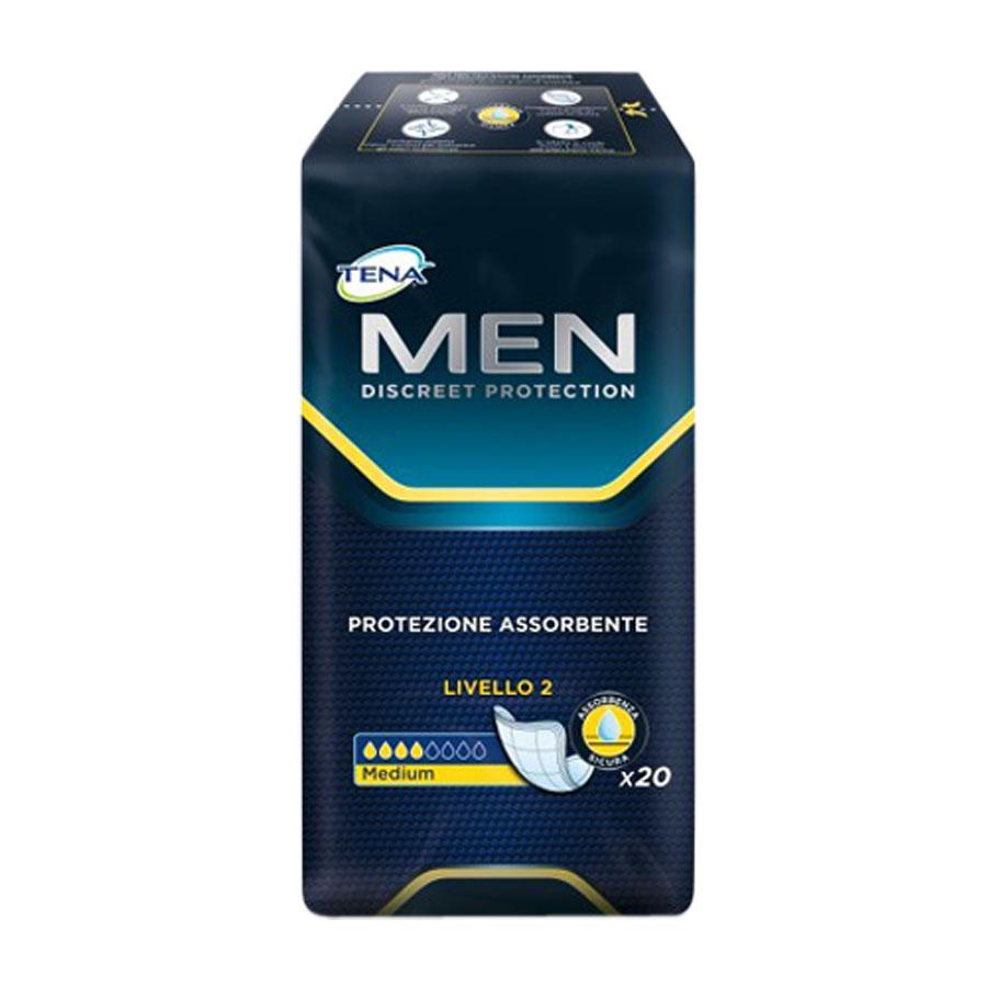 TENA MEN Livello 2 (20 pz)